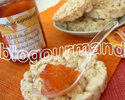 confitures l 39 agar agar p ches en marmelade blog recettes bio cuisine bio sans gluten. Black Bedroom Furniture Sets. Home Design Ideas