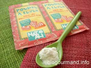 Levure sans gluten poudre lever sans phosphates blog for Acide tartrique en cuisine
