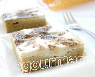 g teau au yaourt sans gluten fa on tarte vanill e blog. Black Bedroom Furniture Sets. Home Design Ideas