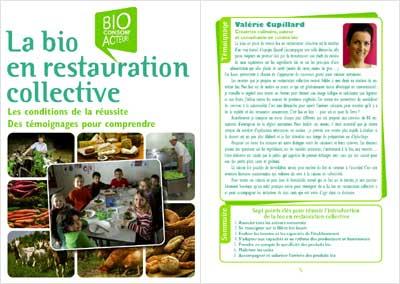 La bio en restauration collective 100 mag blog for Agent en restauration collective