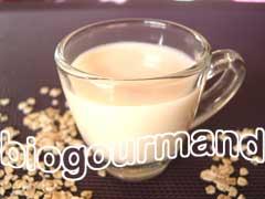 recette du lait de riz maison au chufamix blog recettes bio cuisine bio sans gluten sans lait. Black Bedroom Furniture Sets. Home Design Ideas
