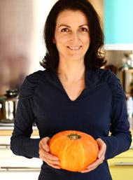 Cuisine bio : entretien avec Valérie Cupillard  Feminin Bio
