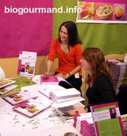 Salons vivez nature septembre 2009 blog cuisine bio for Salon vivez nature