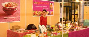 Salons vivez nature blog cuisine bio recettes bio for Salon vivez nature